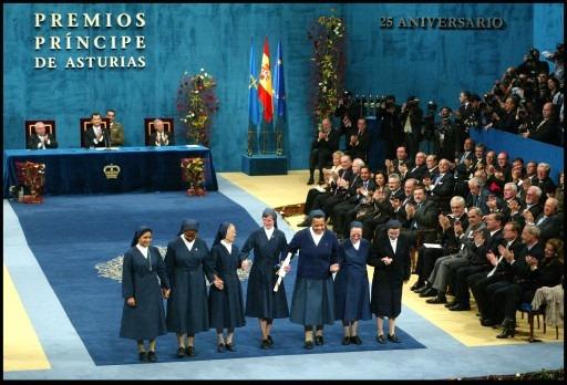 PREMIO PRÍNCIPE DE ASTURIAS DE LA CONCORDIA 2005