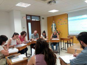 Reunión de trabajo de Comedores Sociales de las Hijas de la Caridad ...