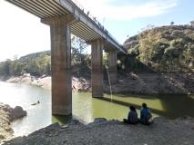 pantano del Agrio, Aznalcollar puenting